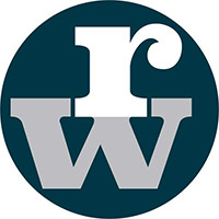 RW website design logo